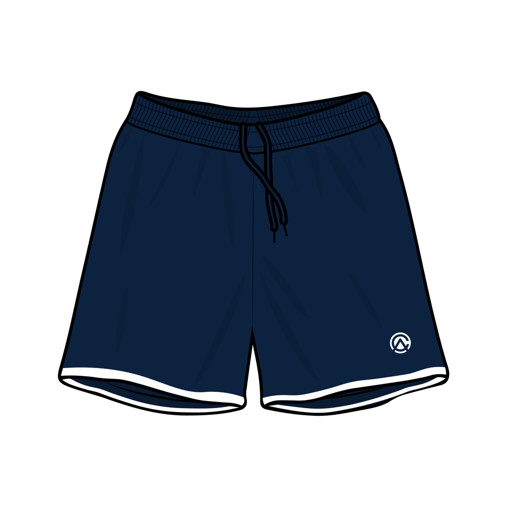 Clubhouse Custom Trim Soccer Shorts