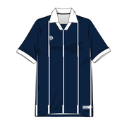 Clubhouse Glitch Pinstripe Custom Soccer Jersey - Premium Athletic Apparel Clubhouse Athletic