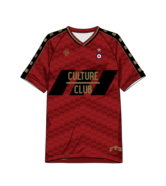 For The Culture ATL Soccer Jersey - Premium Athletic Apparel Clubhouse Athletic