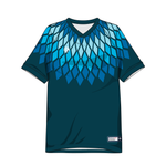 Mosaic™ Clubhouse Custom Soccer Jersey (Exclusive Design by LED) - Clubhouse Athletic