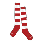 Custom Pattern Soccer Socks - Premium Athletic Apparel Clubhouse Athletic