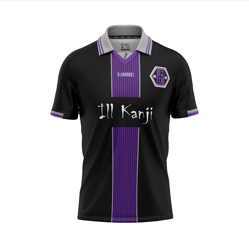 Sporting ATL Player Jersey - Premium Athletic Apparel Clubhouse Athletic