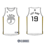 Reversible CSPM Basketball Jerseys - Premium Athletic Apparel Clubhouse Athletic
