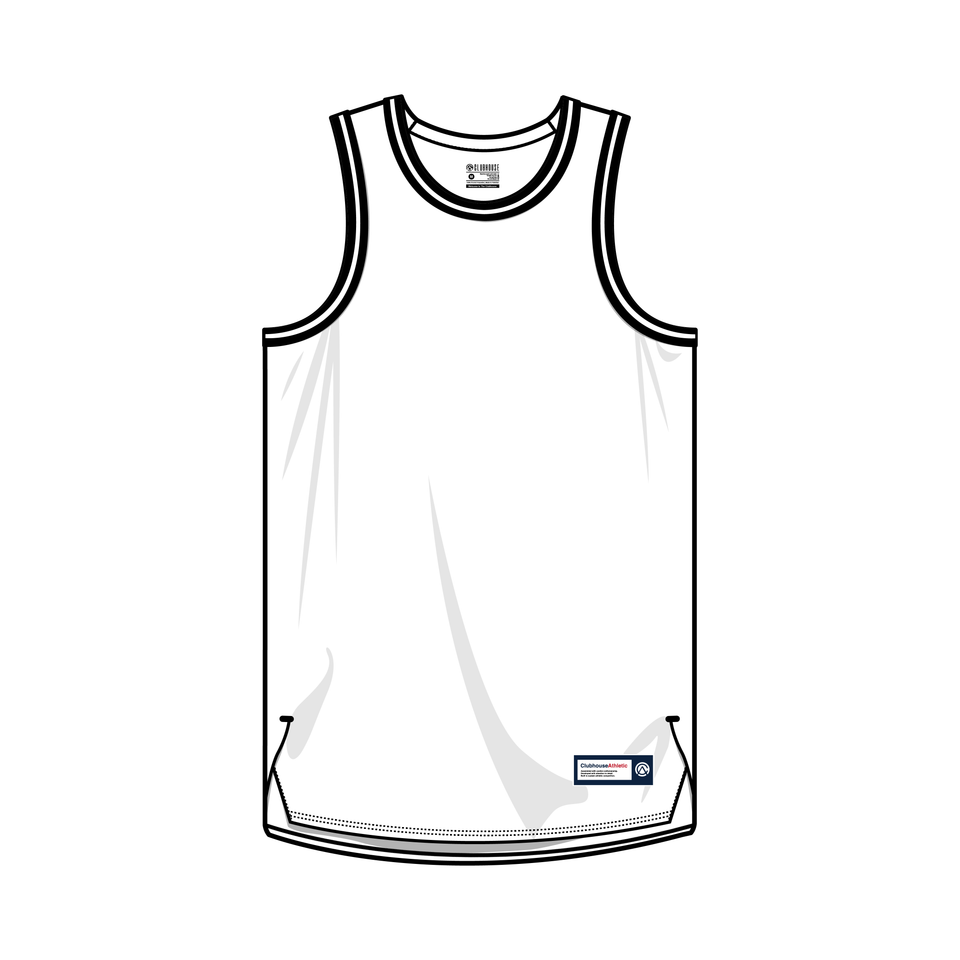 Classic Custom Basketball Jersey - Premium Athletic Apparel Clubhouse Athletic