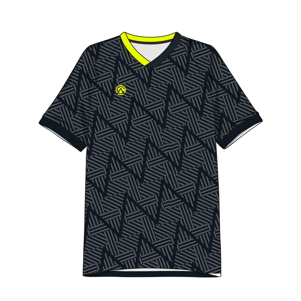 Carnival™ Clubhouse Custom Soccer Jersey (Exclusive Design by Marcus Led) - Premium Athletic Apparel Clubhouse Athletic