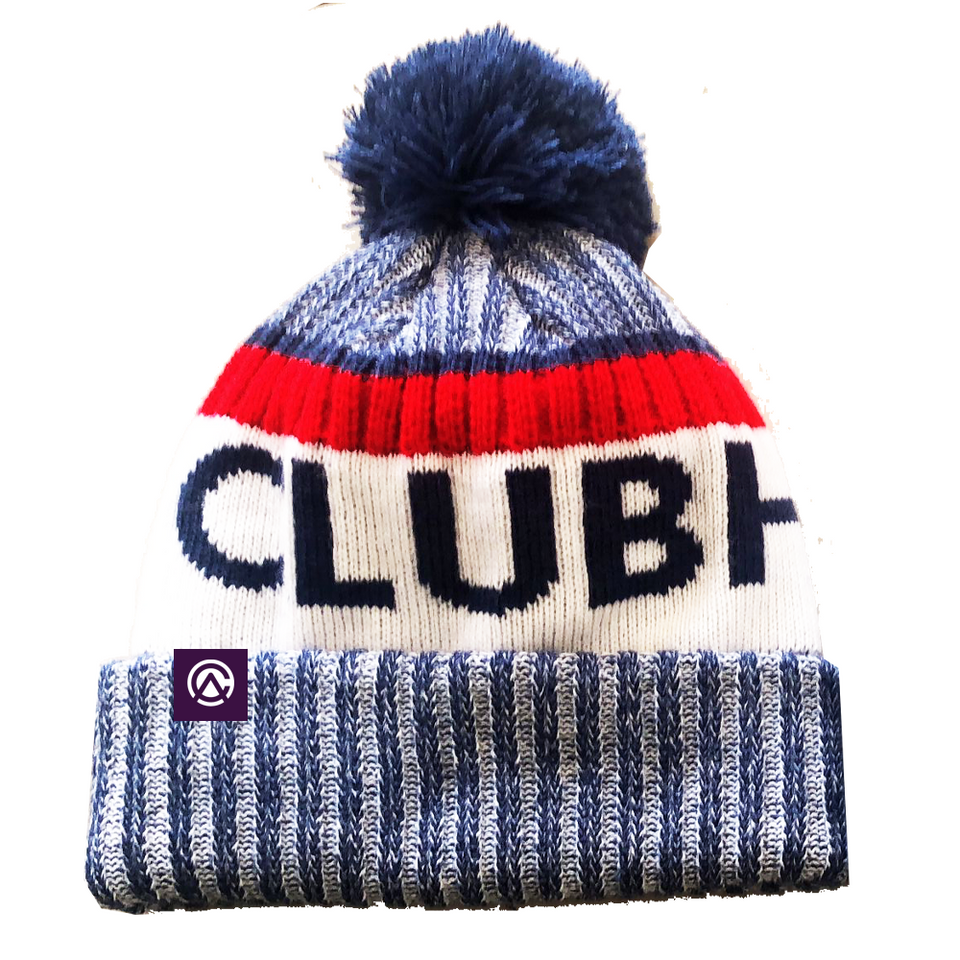 Clubhouse Winter Beanie - Premium Athletic Apparel Clubhouse Athletic