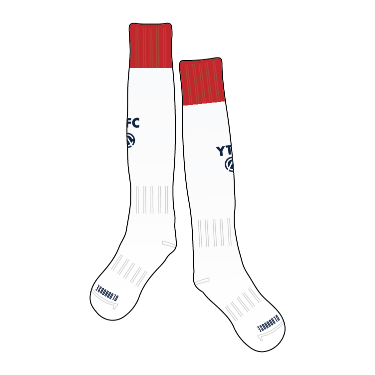 Custom Stripe Soccer Socks
