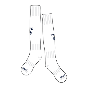 Custom Solid Soccer Socks - Premium Athletic Apparel Clubhouse Athletic