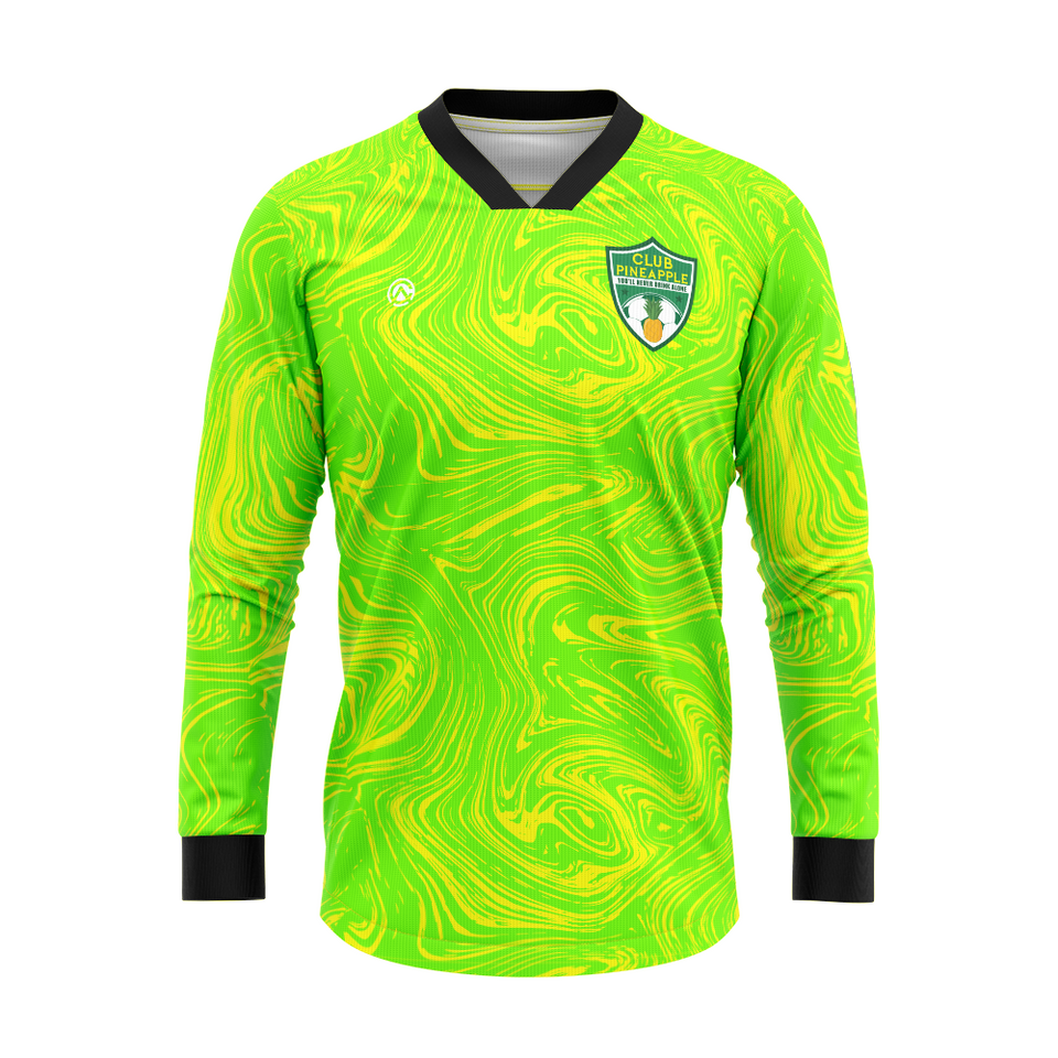 Club PIneapple Soccer Jersey - Premium Athletic Apparel Clubhouse Athletic