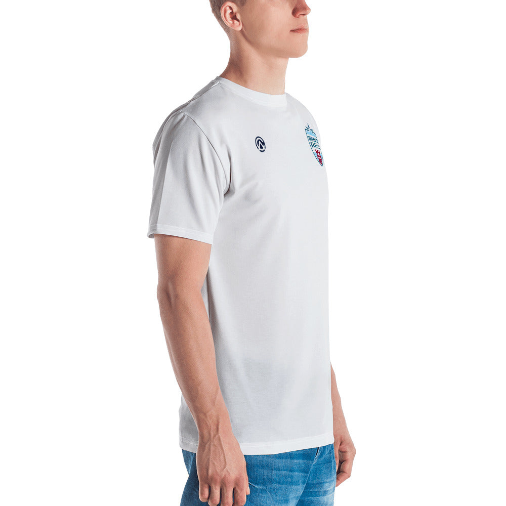 Edgewater Castle Dry Fit Men's T-shirt - Clubhouse Athletic