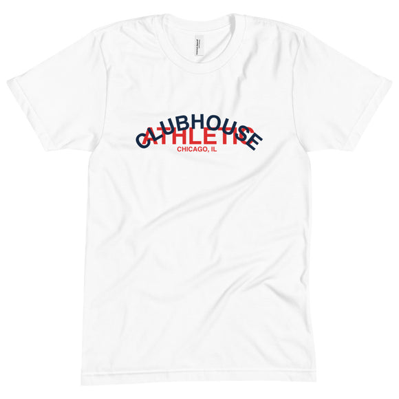 Clubhouse Athletic Overlap Crew Neck Tee - Premium Athletic Apparel Clubhouse Athletic