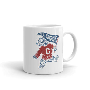Clubhouse Mascot Mug - Premium Athletic Apparel Clubhouse Athletic