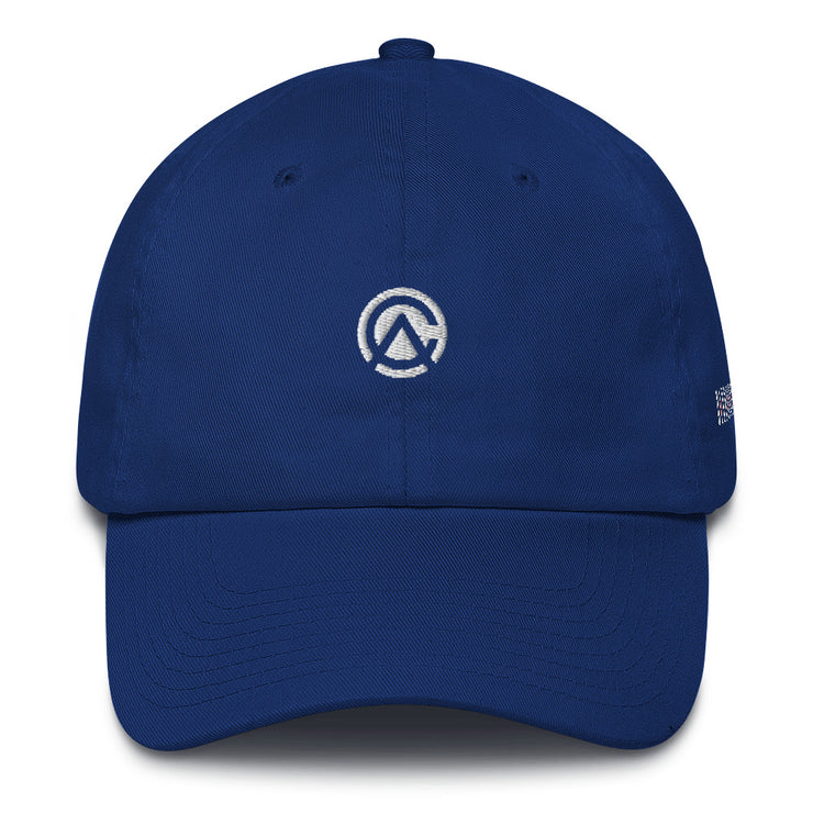 CHA Official Cotton Cap - Premium Athletic Apparel Clubhouse Athletic