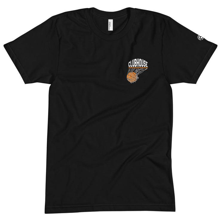 Clubhouse Swish Tee - Premium Athletic Apparel Clubhouse Athletic