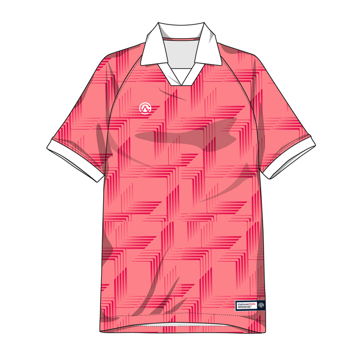 WizWaz™ Clubhouse Custom Soccer Jersey (Exclusive Design by Marcus Led) - Premium Athletic Apparel Clubhouse Athletic