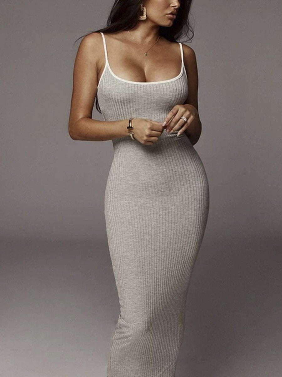 Knitted Max Body Dress