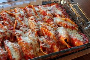 Oven Freezer Prep-Italian Stuffed Shells