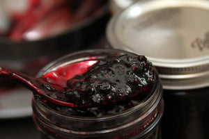 Black Raspberry Jam (seasonal item)