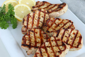 Grill Freezer Prep-Honey Lime Marinade