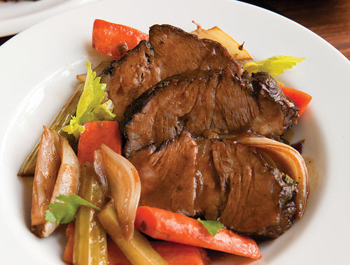 Diabetic - Beef and Veggie Pot Roast