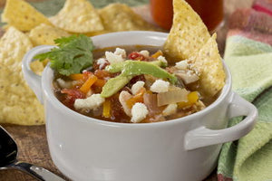 Diabetic - Chicken Tortilla Soup