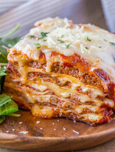Oven Freezer Prep Lasagna - Traditional