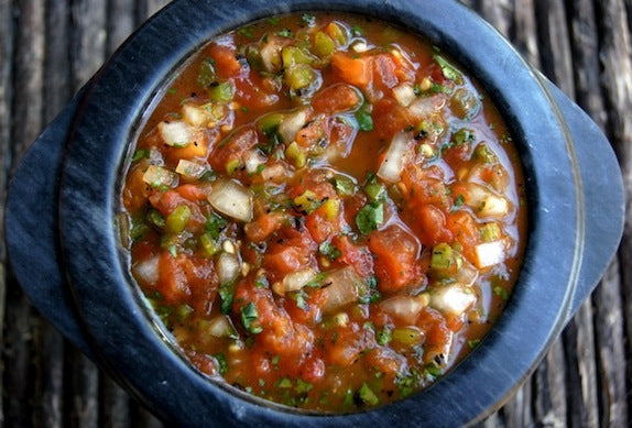 Holly's  Spicy Salsa