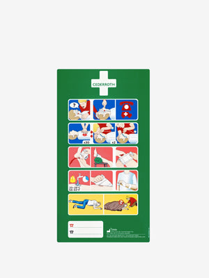 Product_First Aid Decal - Trygg Kompetanse