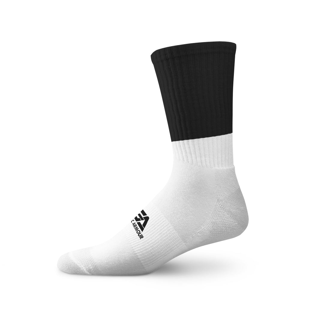 GAA Midi Socks Black