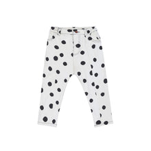 Load image into Gallery viewer, Jeans Polka Dot