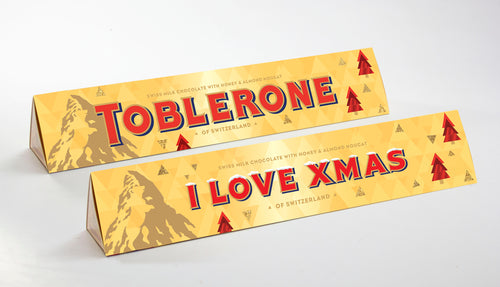 360g Xmas Edition Milk ChocolateToblerone