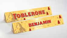 Load image into Gallery viewer, Christmas Edition Milk Chocolate Toblerone
