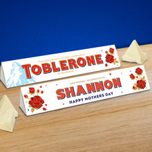 Load image into Gallery viewer, 360g White Chocolate Mother's Day Toblerone