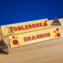Load image into Gallery viewer, 360g Milk Chocolate Mother's Day Toblerone