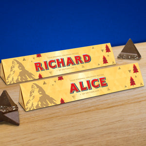 360g Xmas Edition Milk Chocolate Toblerone