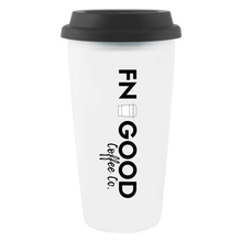 Load image into Gallery viewer, FN Good Logo 16 oz Tumbler