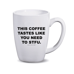 This Coffee Tastes Like Mug