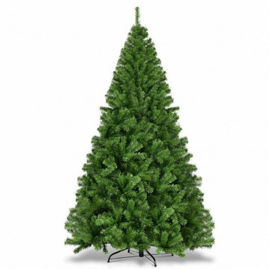 PVC Artificial Christmas Tree Premium Hinged-7.5'