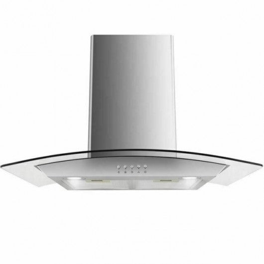 "30"" Stainless Mount Kitchen Range Hood with LED Lights"