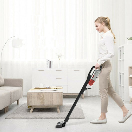 Cordless Lightweight Vacuum Cleaner with Rechargeable Battery