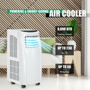 8 000 BTU Portable Air Conditioner & Dehumidifier