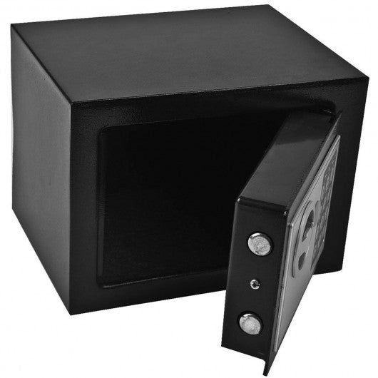 Small Digital Electronic Safe Box-Black