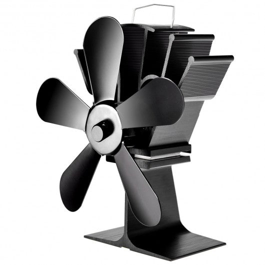 5 Blades Fuel Saving Stove Fan