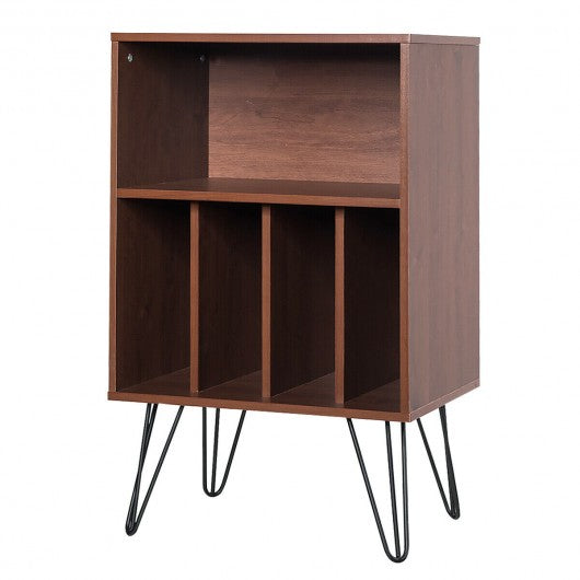 End Table Free Standing Display Bookshelf File Cabinet