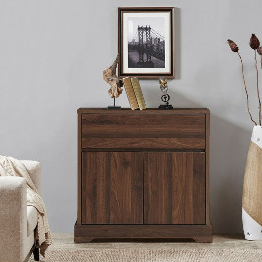 Buffet Sideboard Storage Console Table Server Cupboard Cabinet