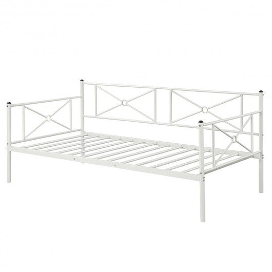 Twin Size Metal Daybed Frame