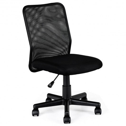 Mid-back Adjustable Ergonomic Mesh Office Chair