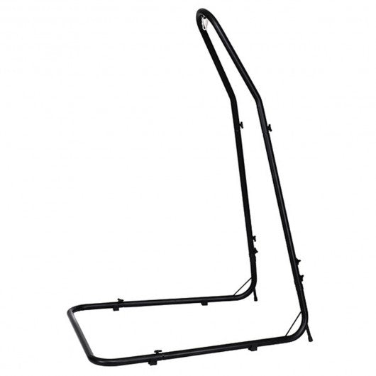 Adjustable Hammock Chair Stand Steel Frame