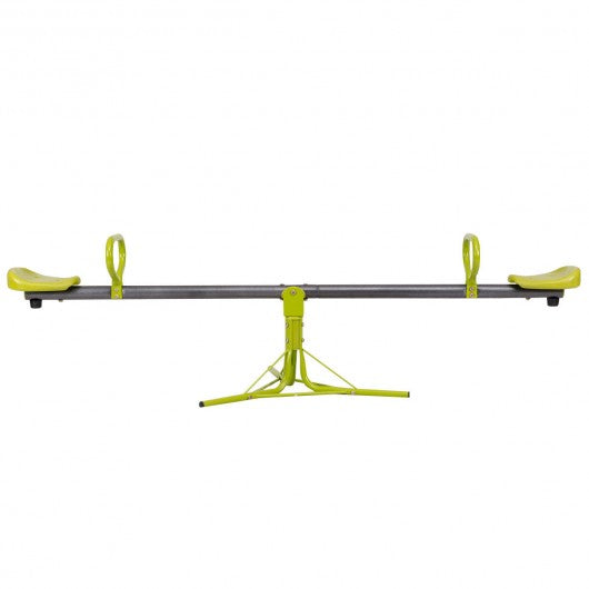 Kids Seesaw Swivel Children Teeter Totter Outdoor Play Set for 2 Children