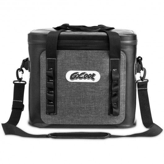 Reusable Spacious Water-Resistant and Leak-proof Cooler Bag